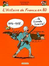 L'histoire de France en BD 1914-1918