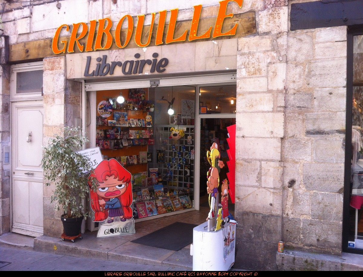 Gribouille 2014