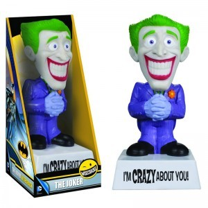 DC Comics Wacky Wisecracks Bobble Head Joker I´m crazy about you! 15 cm