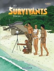 Survivants - Anomalies quantiques 3. Épisode 3