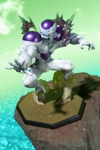 DRAGON BALL Z ZERO FRIEZA FINAL FORM EXC