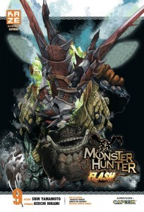 MONTER HUNTER FLASH