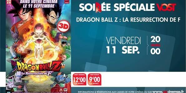 soiree dragon ball