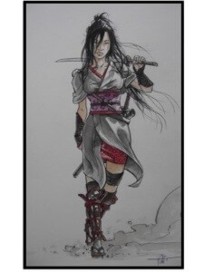 fred-genet-samurai-legendes-furiko