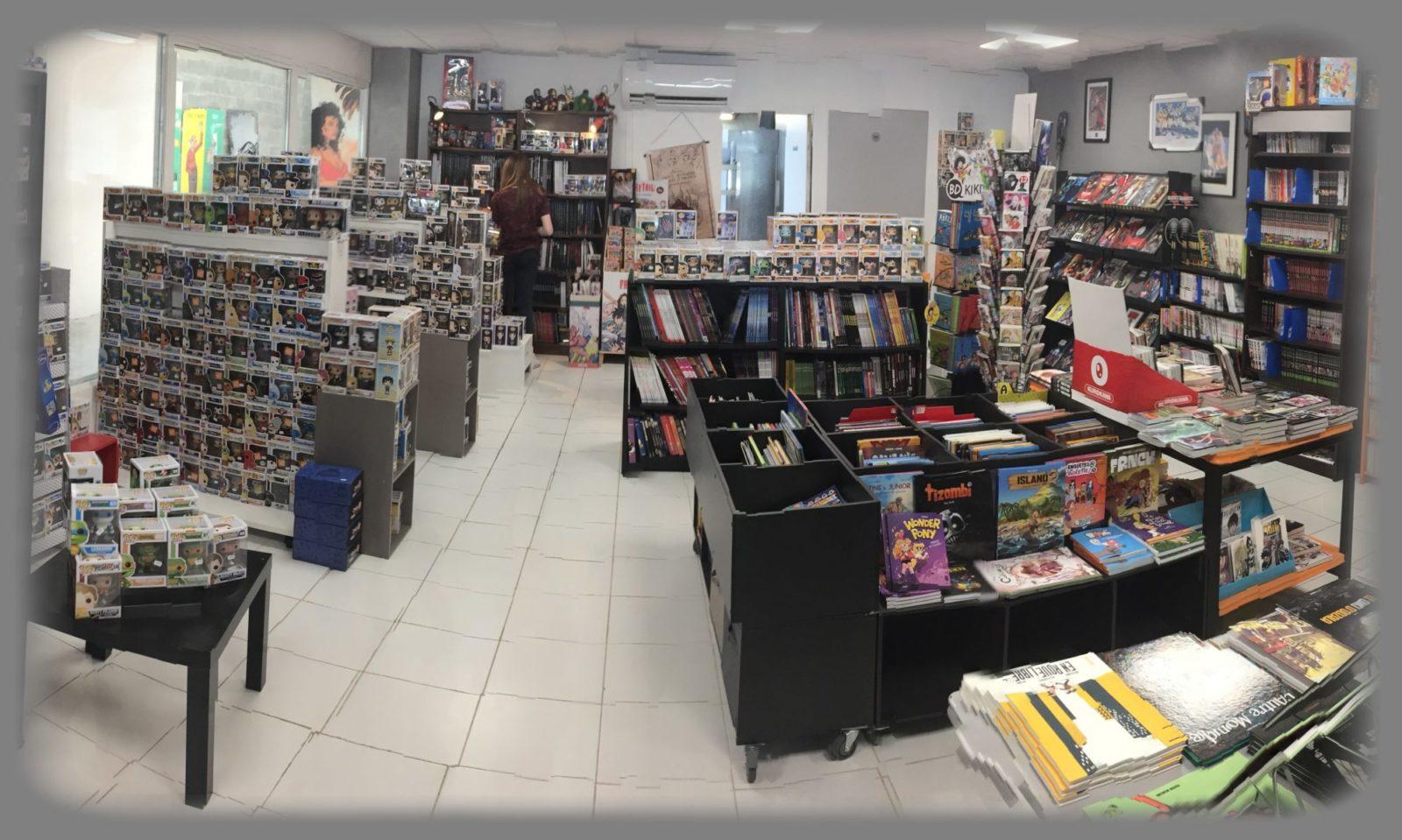 Librairie Gribouille