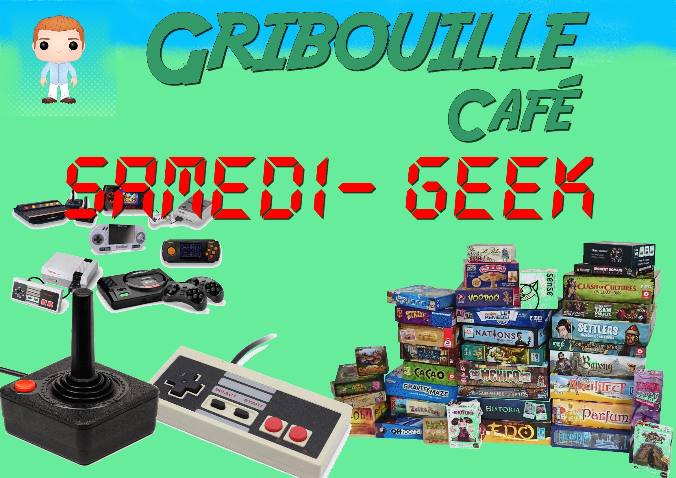 Gribouille Café