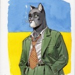 Blacksad Amarillo !