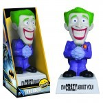 DC Comics Wacky Wisecracks Bobble Head Joker I´m crazy about you! 15 cm