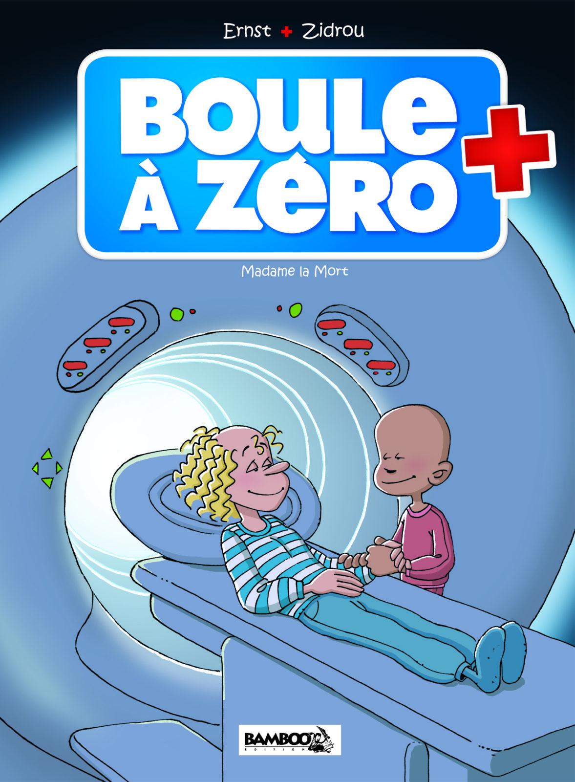 BOULE À ZÉRO ©