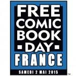 FREE COMIC BOOK DAY FRANCE 2015 2 MAI