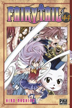 Fairy Tail Vol.44