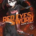 Red eyes sword – Akame ga Kill ! Vol.5