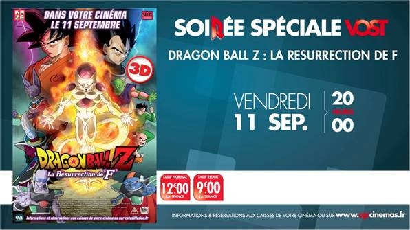 soiree dragon ball