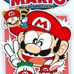 SUPER MARIO MANGA ADVENTURES N08