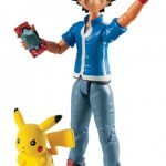 Pokemon pack 2 figurines Sacha & Pikachu
